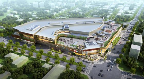 Paradise Center – самый большой мол в Болгарии