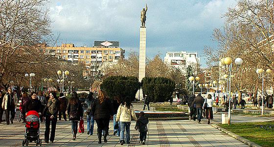 развитие культурно-исторического туризма в Бургасе