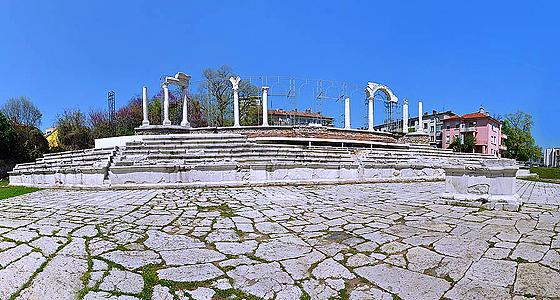 Создание культурно-исторического комплекса в Старой Загоре