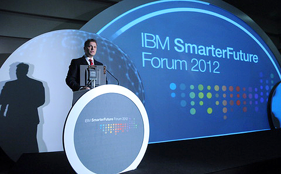 IBM Smarter Future Forum 2012