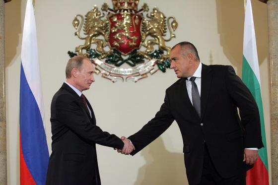 Премьер Бойко Борисов о встрече с президентом Владимиром Путиным