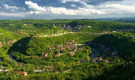 Велико Тырново будет бороться за место в списке ЮНЕСКО