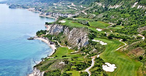 Гольф турнир мирового уровня в Болгарии