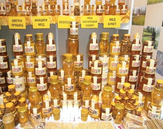 Выставка Пчеловодство – Плевен 2013