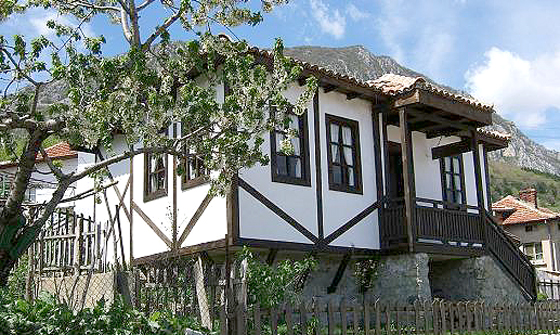 Дом-музей баба Илийца