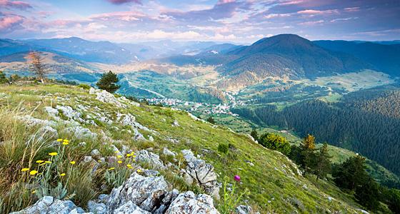 Развитие внутреннего туризма в Болгарии