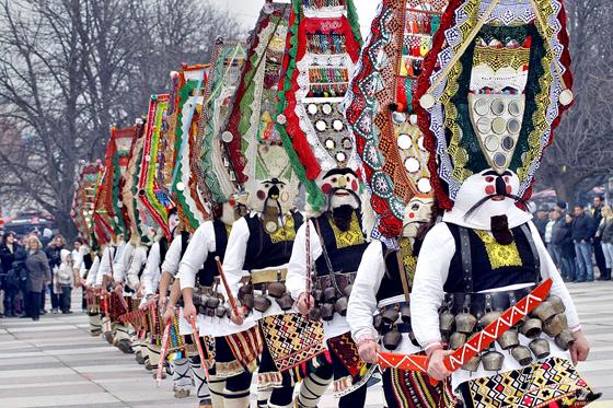 Карнавал «Кукерландия 2013» стартует в Ямболе