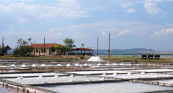 Музей соли Поморие