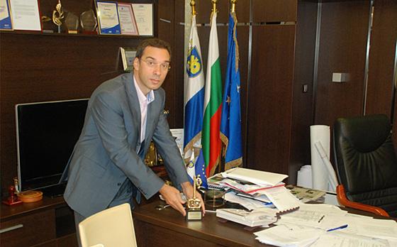 Интервью мэра Бургаса Димитра Николова агентству BurgasNews