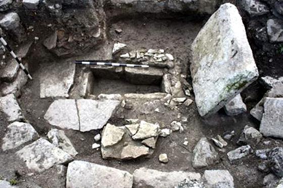 Обнаружено древнее поселение на участке магистрали Хемус