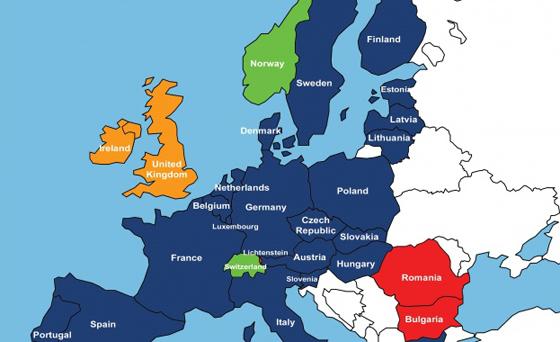 Вопрос о расширении Шенгенского пространства